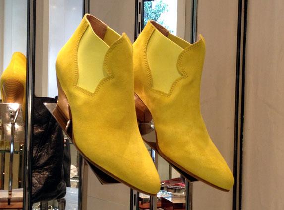 Amarillo que te quiero amarillo