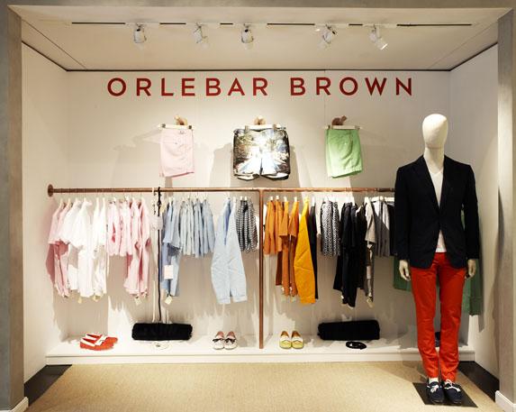 Pop-up Orlebar Brown y Swims