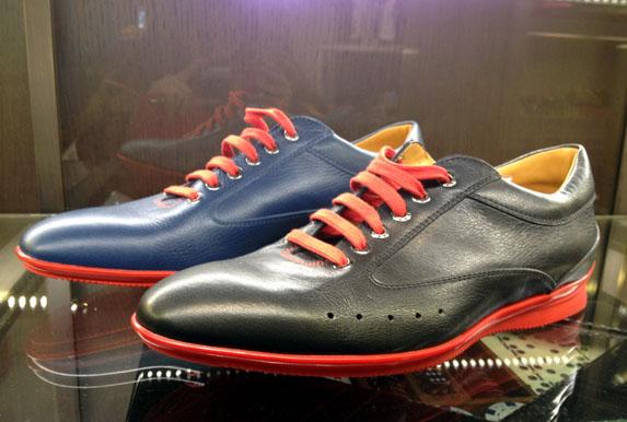 Sneakers John Lobb para Aston Martin