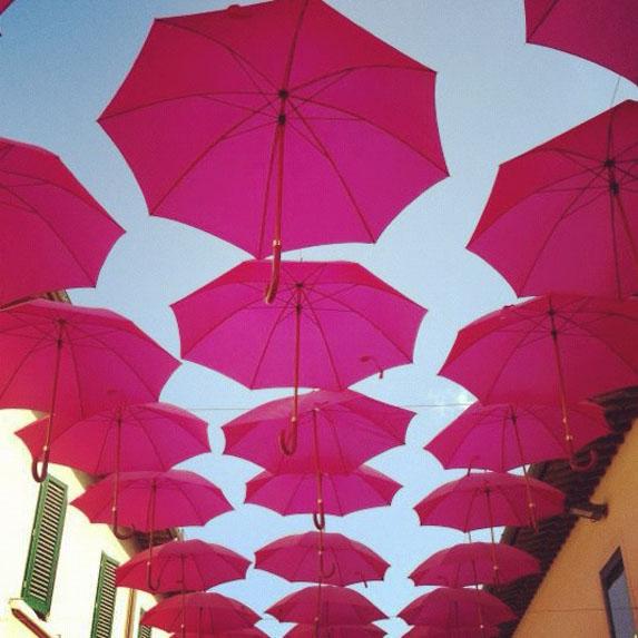 Santa Eulalia en la feria Pitti de Florencia