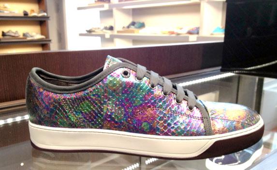 Sneaker Lanvin