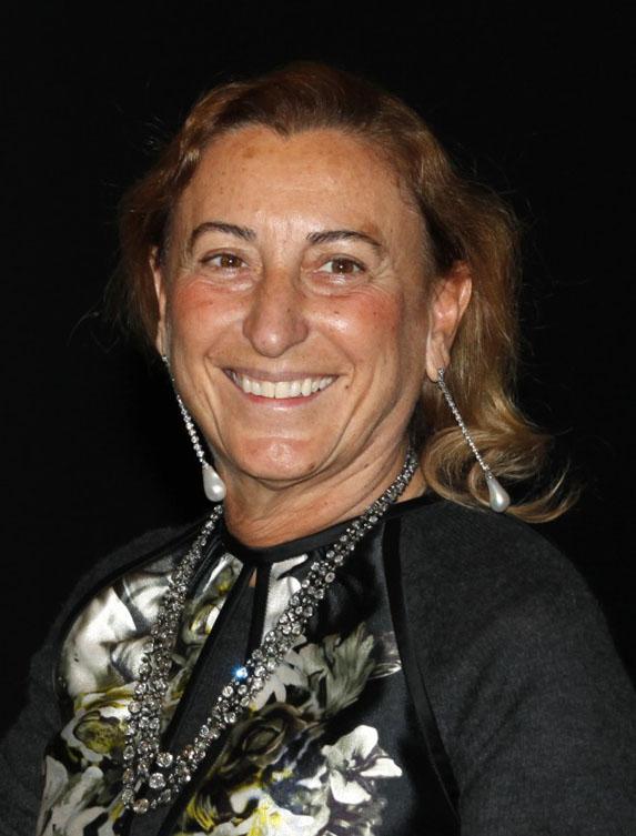 Miuccia Prada: A Venècia li escau Prada