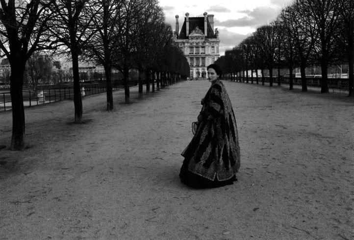 Deborah Turbeville: a la búsqueda del tiempo perdido