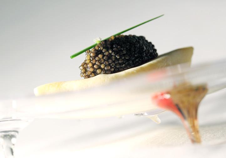 Caviar verde