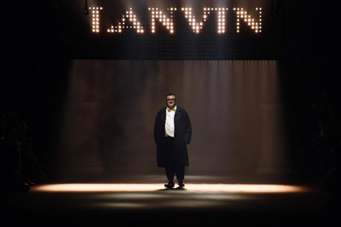 Lanvin and Alber Elbaz: their last goodbye | Blog Santa Eulalia