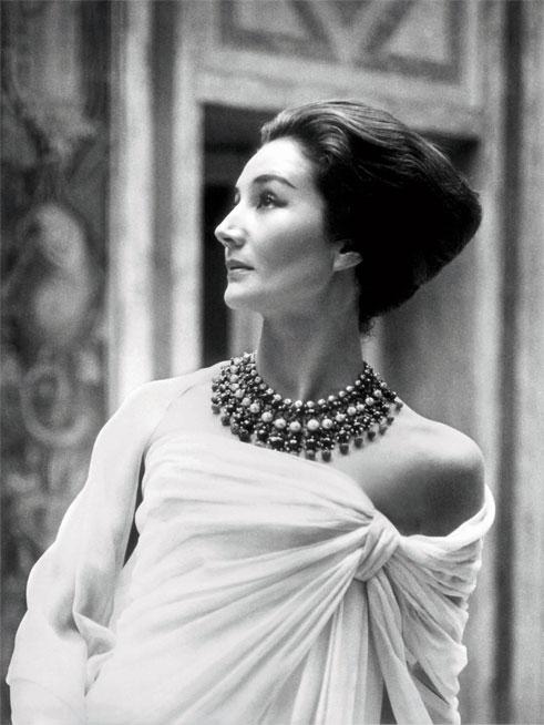 Jacqueline de Ribes: el perfil d'una elegància | Blog Santa Eulalia